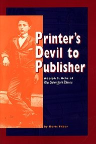 Printer's Devil to Publisher